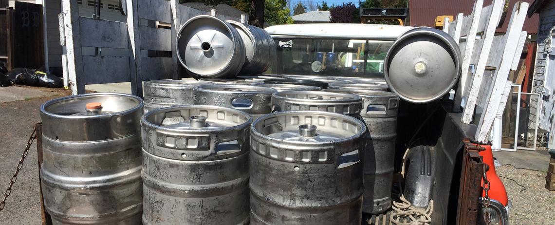 Cellar Master Beer Kegs
