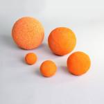 Orange Cleaning Pigs