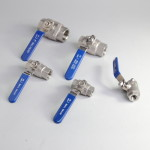 Industrial Ball valves $