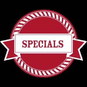 Cellar Master's Specials